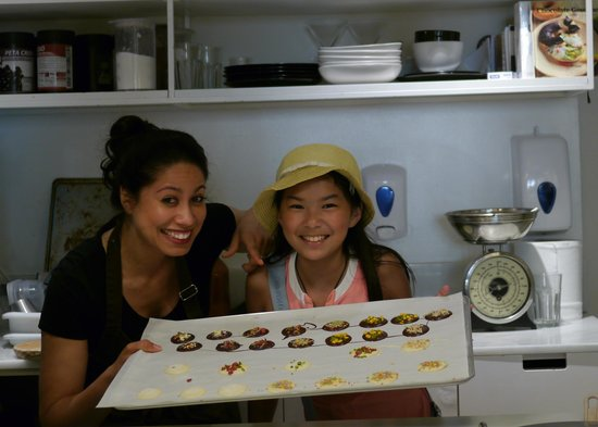 Chok - The Chocolate Kitchen: Thank you, Deborah!