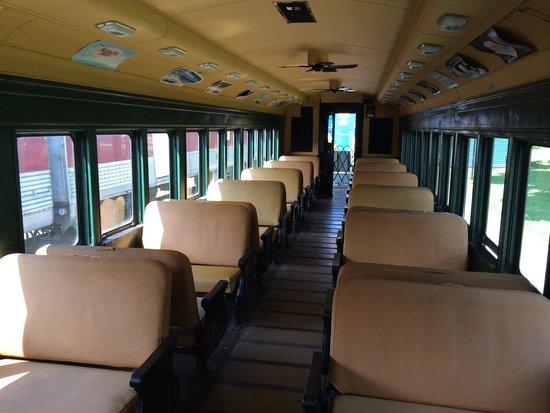 Delaware & Ulster Railroad: Passenger car