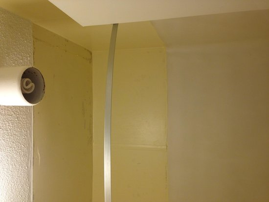 Mold In Bathroom Picture Of Ramada Limited Clarksville