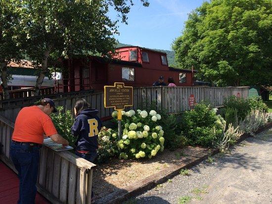 Delaware & Ulster Railroad: Caboose
