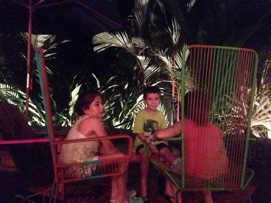 KOKi Beach Restaurant & Bar : Kid friendly!!