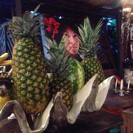 KOKi Beach Restaurant & Bar : Photo art gallery at Koki