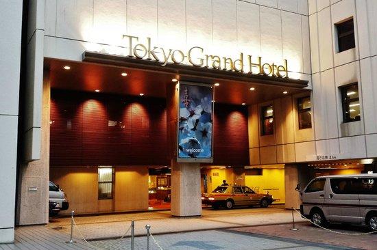 東京豪華酒店