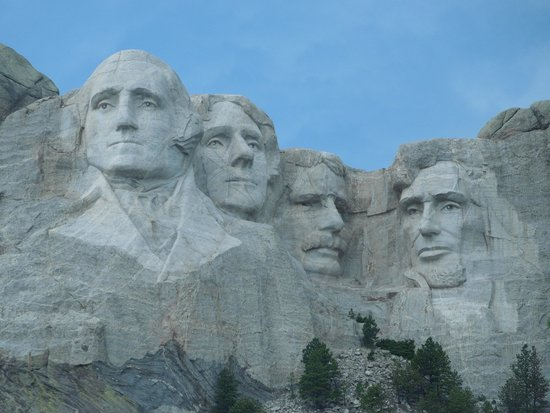 Mount Rushmore National Memorial: Mt. Rushmore, 4th Of July