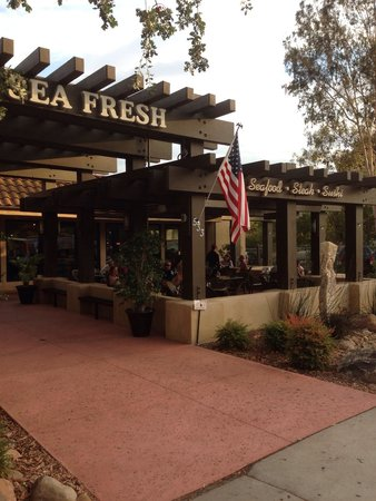 Sea Fresh Seafood Ojai Menu Prices Restaurant Reviews