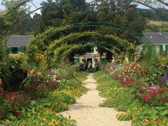 Les Jardins d'Helene : Le jardin de Claude Monet