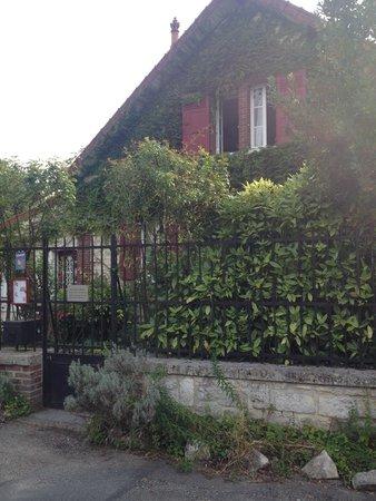 Les Jardins d'Helene : La maison, magique, dès l'arrivée on est contents d'être là