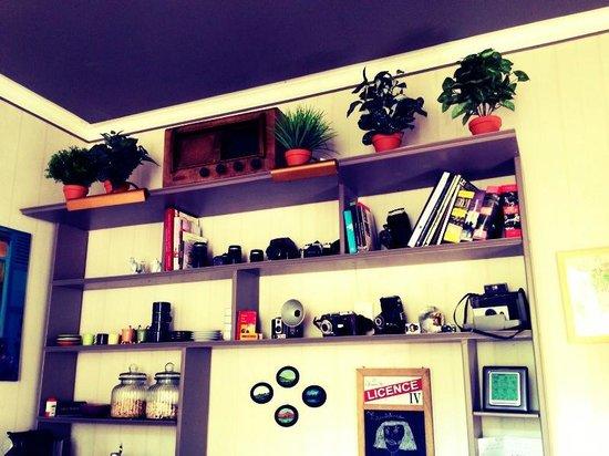 Les Jardins d'Helene : La déco au top et la collection d'objets de Sandrine