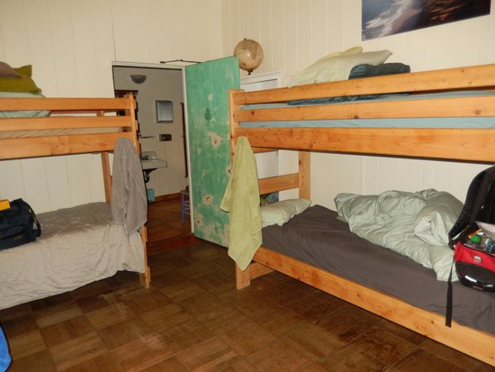 Point Reyes Hostel: 4 bunks, women's dorm