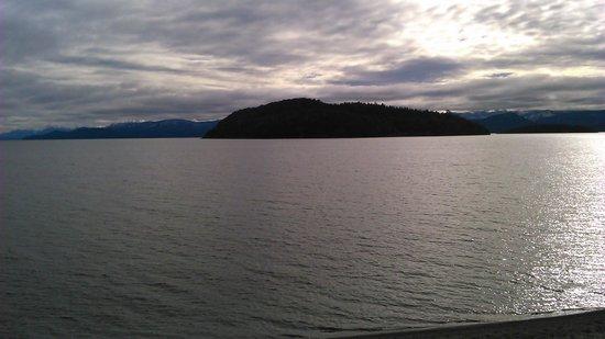 La Malinka by HTL: Foto do lago em frente à La Malinka
