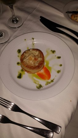 Now Larimar Punta Cana: French restaurant. Delish, I recommend this place!