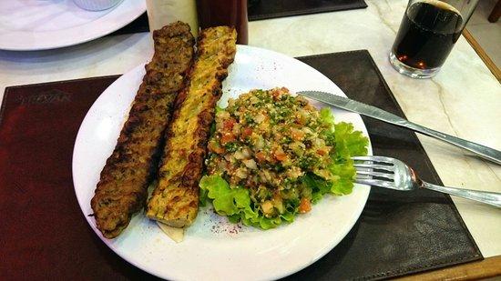 Erevan Cocina Armenia