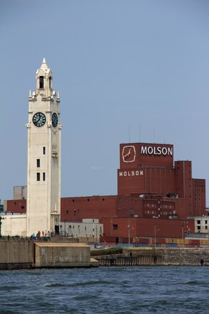 Montreal Amphi-Bus Tour: Molson Brewery
