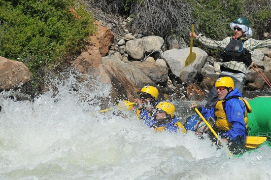 Wilderness Aware Rafting: Numbers - Money Mike