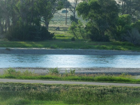 Missouri Headwaters State Park: One of the headwater rivers