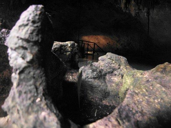 Cenote Chaak Tun: cueva principal