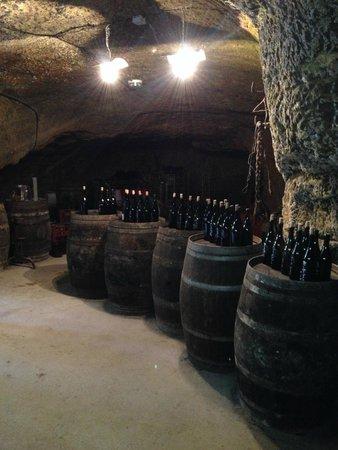 Restigne, Francja: The selction