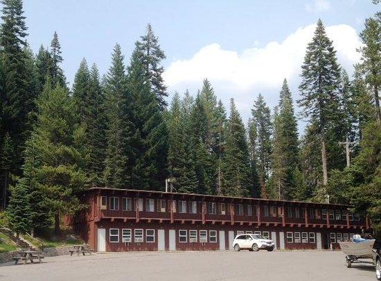 Diamond Lake Resort : 60's motel
