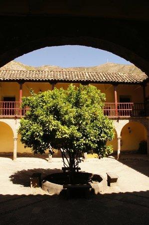 Hotel La Casona De Yucay Valle Sagrado : Colonial Patio