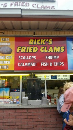 Rick's Fried Clams