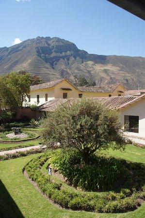 Hotel La Casona De Yucay Valle Sagrado : View of the 3rd Patio