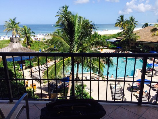 Hilton Marco Island Beach Resort--CLOSED FOR RENOVATIONS; REOPENING DEC. 1, 2017: Paradise!