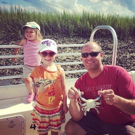May River Excursions: Father & Daughter catch