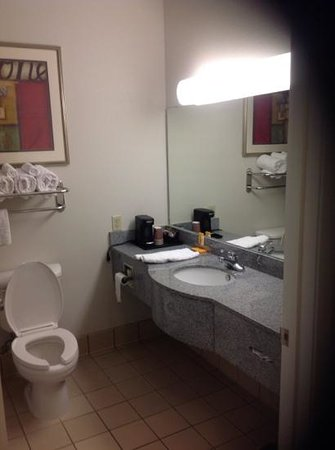 La Quinta Inn & Suites Mobile - Daphne: bath