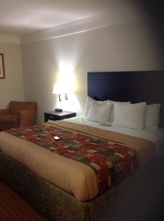 La Quinta Inn & Suites Mobile - Daphne: king bed