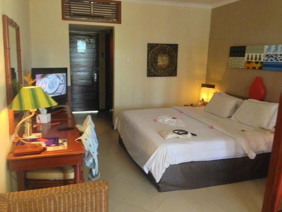 Holiday Resort Lombok : chalet room