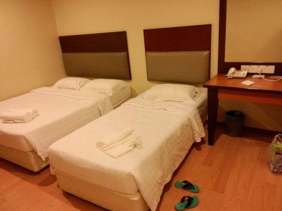 Fenix Inn: Kamar tidur