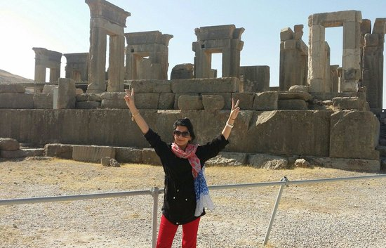 Persepolis: I love my country....