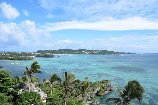 Flora East Resort and Spa: uitzicht