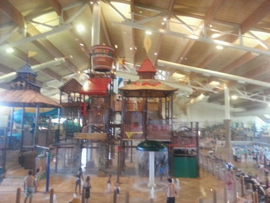 Great Wolf Lodge Grapevine: children's indoor park