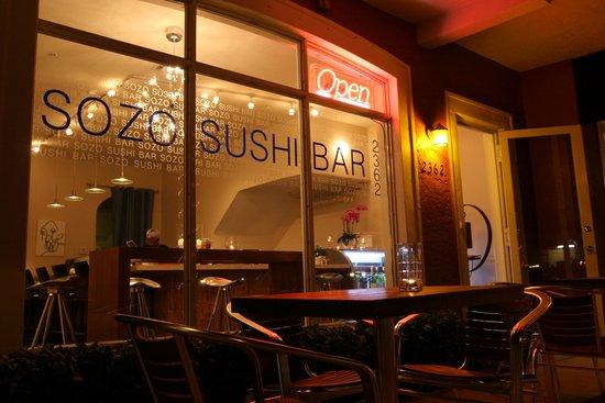 Sozo Sushi Bar