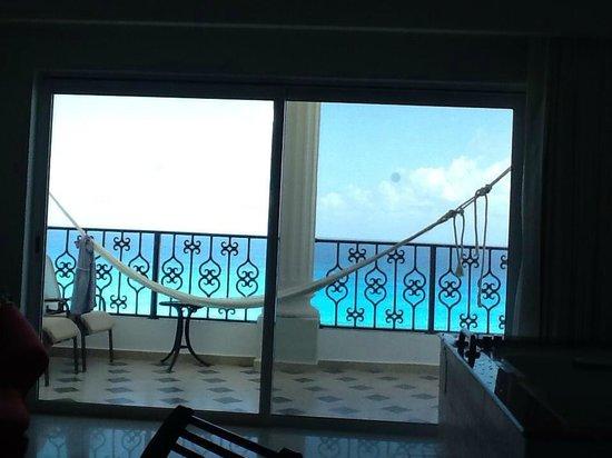 Hyatt Zilara Cancun: vista interna apartamento