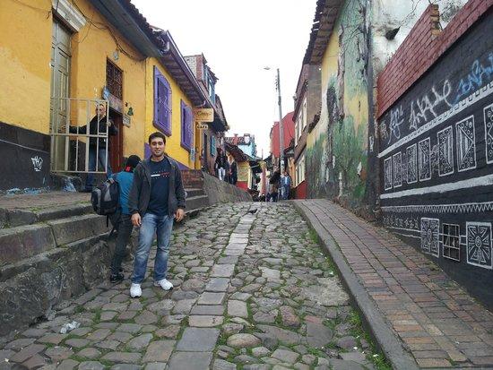 Alrededores de Plaza Del Chorro Del Quevedo