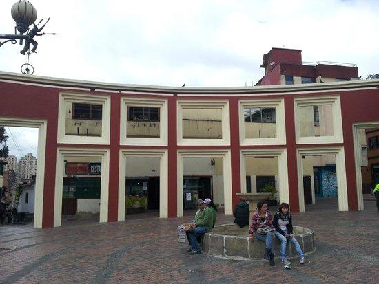 Plaza Del Chorro Del Quevedo