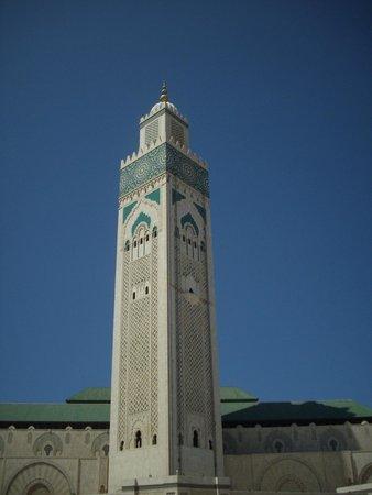 Mosquée Hassan II : Mosque