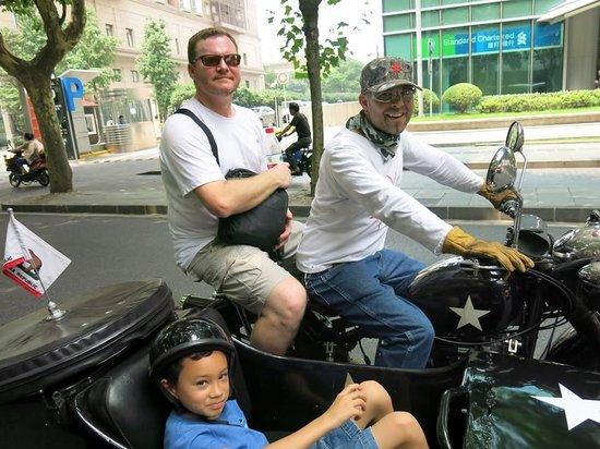Insiders-Shanghai Private One-day Tour: fun, fun fun