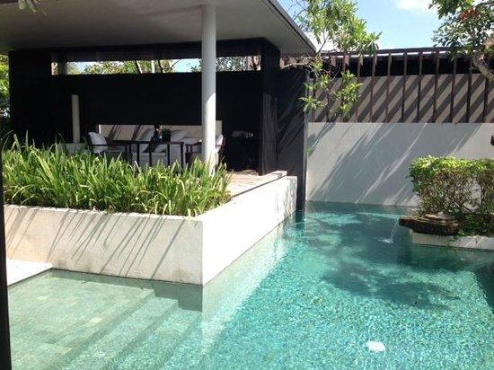 Soori Bali : villa pool