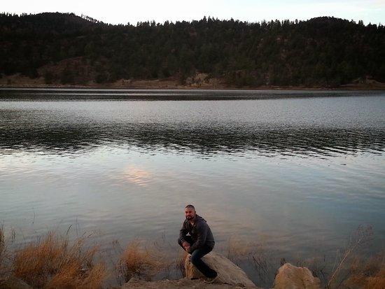Inn of the Mountain Gods Resort & Casino: view of the lake
