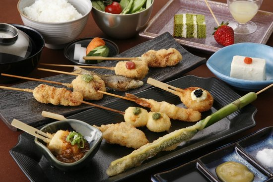 Japanese Cuisine Naniwa Tachibana