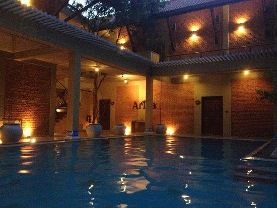 Arika Boutique Villa : Swimming pool