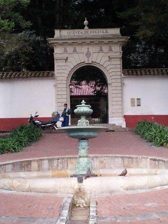 Casa Museo Quinta de Bolivar : Casa Museo Quinta de Bolívar