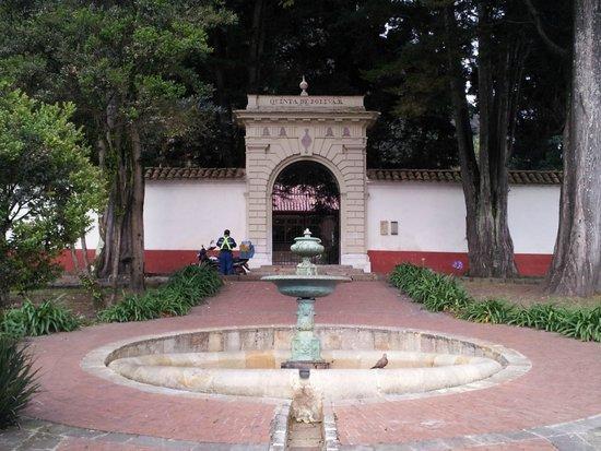 Casa Museo Quinta de Bolivar: Casa Museo Quinta de Bolívar