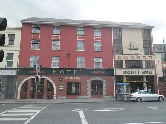 Dooley's Hotel Waterford: A Place to Call Home for One Night