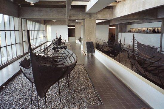 Museo de Barcos Vikingos: Roskilde Ship Museum