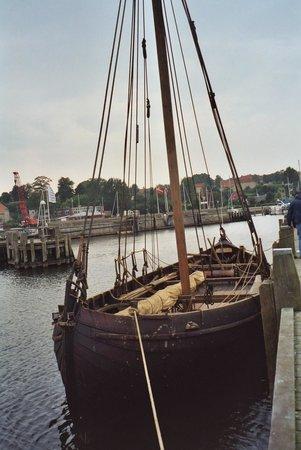 Museo de Barcos Vikingos: Boat Building