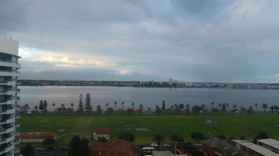 Novotel Perth Langley : View